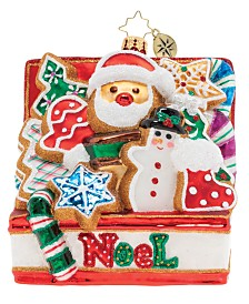 Christopher Radko Noel Cookies Better