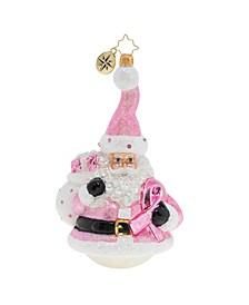 Santa Wears Pink