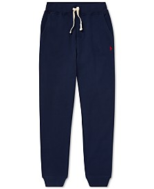 Polo Ralph Lauren Big Boys Fleece Jogger Pants