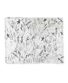 Iveta Abolina Floral Goodness Iii Woven Throw Blanket