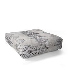 Holli Zollinger French Linen Eris Square Floor Pillow