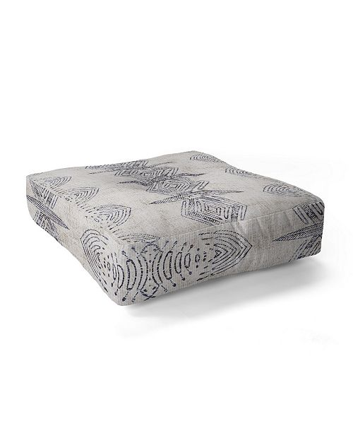 Deny Designs Holli Zollinger French Linen Eris Square Floor Pillow