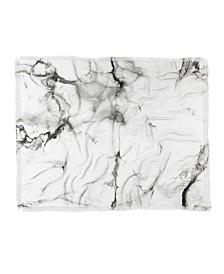 Chelsea Victoria Marble Woven Throw Blanket