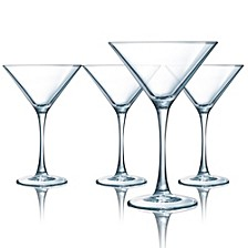 Atlas Martini Glass - Set of 4
