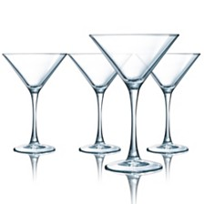 Luminarc Atlas Martini Glass - Set of 4
