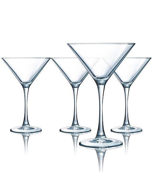Luminarc Atlas Martini Glass - Set of 4