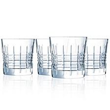 Cristal D' Arques Rendez-vous OTR - Set of 4