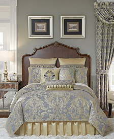 Croscill Nadia 4 Piece Queen Comforter Set
