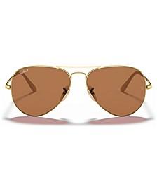 Polarized Sunglasses, RB3689 58