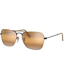 Ray-Ban Sunglasses, RB3136 55
