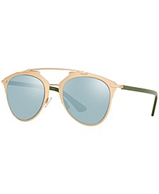 Sunglasses, DIORREFLECTED 52