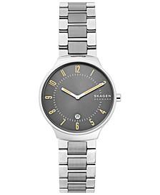 Men's Grenen Stainless Steel Bracelet Watch 38mm