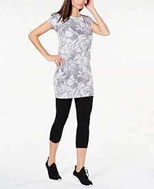 Printed Keyhole-Back Tunic, Created for Macy's