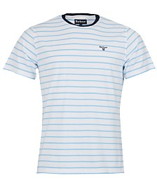 Barbour Men's Portree Yarn-Dyed Stripe T-Shirt