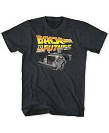 Back To The Future Men's Graphic T-Shirt