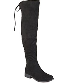 Women's Wide Calf Mount Boot