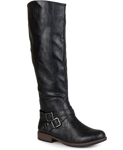 Journee Collection Women's Wide Calf April Boot