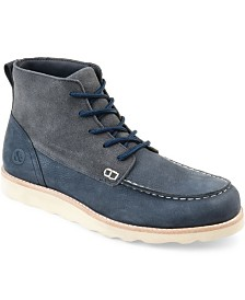 Thomas & Vine Men's Spartan Moc Toe Boot