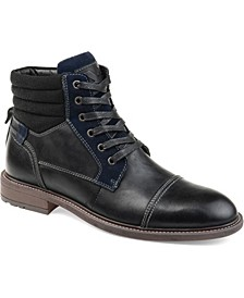 Men's Everett Cap Toe Ankle Boot
