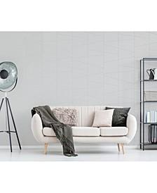 """Fairmont Deco Fracture Wallpaper - 396"""" x 20.5"""" x 0.025"""""""