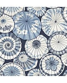 """Mikado Parasol Wallpaper - 396"""" x 20.5"""" x 0.025"""""""