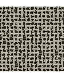 "Bento Geometric Wallpaper - 396"" x 20.5"" x 0.025"""