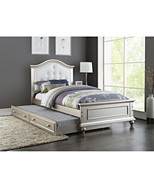 Cherub Twin Size Bed with Trundle