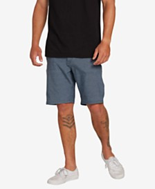 "Volcom Men's SNT 20"" Hybrid Shorts"
