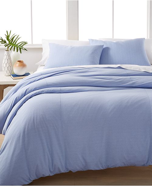 Calvin Klein CLOSEOUT! Ray King Duvet Cover