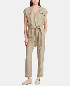 Utility-Inspired Jumpsuit