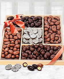 Premium Belgian ChocolateCovered Nut Gift Tray