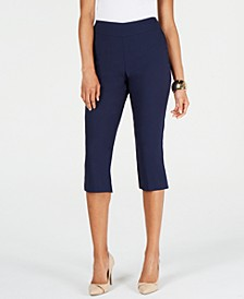 Cropped Hardware Pants, Created for Macy's