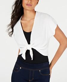 Thalia Sodi Tie-Front Bolero, Created for Macy's