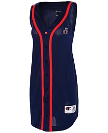Sleeveless Baseball Dress