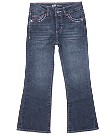 Levi's® Little Girls 715 Taylor Thick Stitch Bootcut Jean