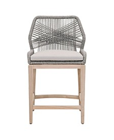 Essentials for Living Loom Outdoor Counter Stool