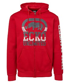 Ecko Unltd Men's Big Hit Full Zip Hoodie