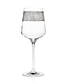 Ceska Eclipse Gold Bordeaux Glass - Set of 4