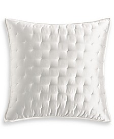 """Moire Quilted 26"""" x 26"""" European Sham, Created for Macy's"""