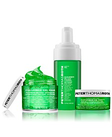 Peter Thomas Roth 3-Pc. Cucumber De-Tox & De-Stress Set