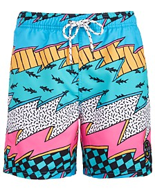 "Maui and Sons Men's Thrasher 18"" Board Shorts"