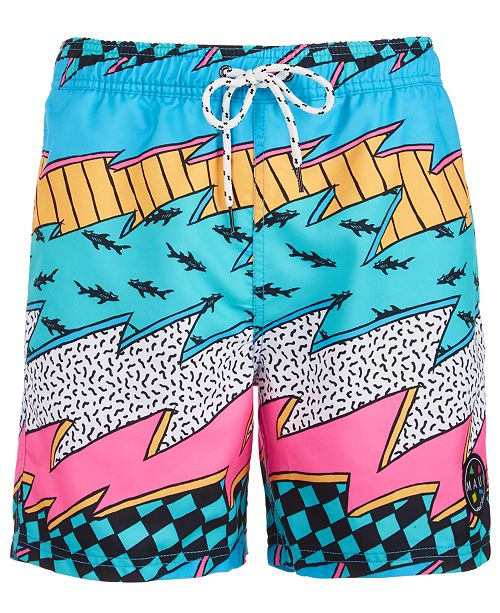 """Maui and Sons Men's Thrasher 18"""" Board Shorts"""
