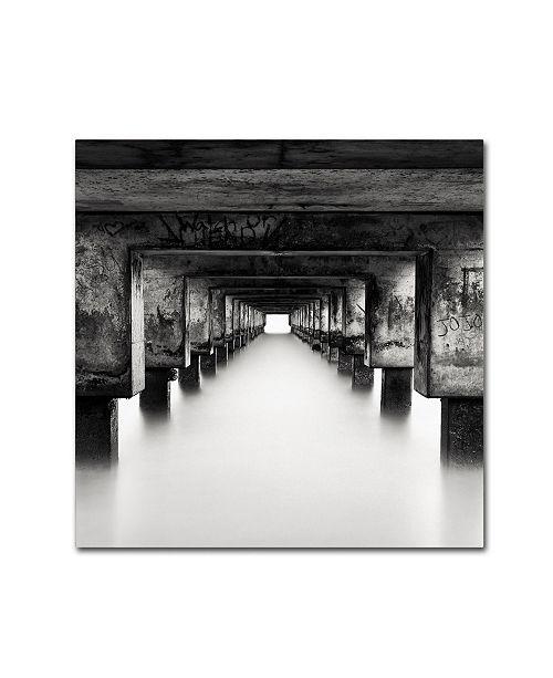 "Trademark Global Rob Cherry 'Hanalei' Canvas Art - 14"" x 14"""