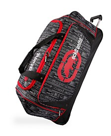"Ecko Unlimited Steam 32"" Rolling Duffel Bag"