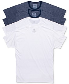 Men's 4-Pk. Platinum Undershirts