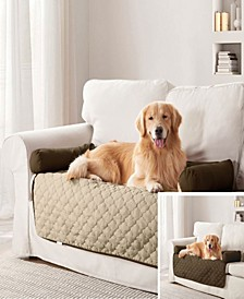 "Wubba 45"" x 34"" Reversible Dog Bed + Couch Cover"