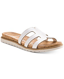 Danah Flat Sandals, Created for Macy's