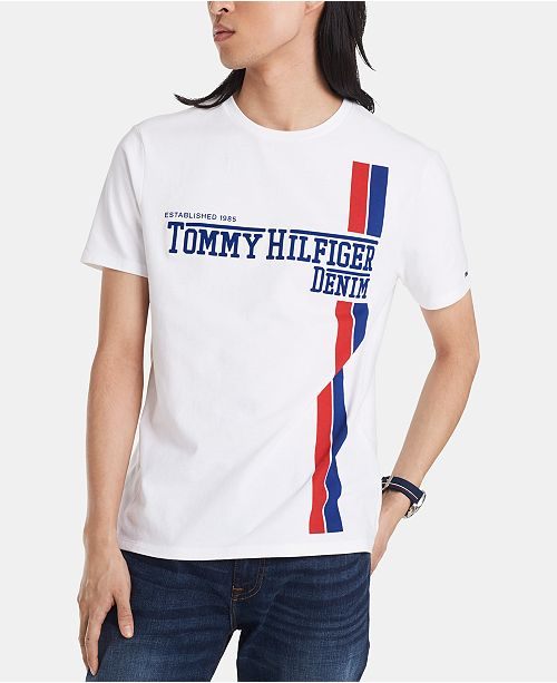 Tommy Hilfiger Men's Smith Graphic T-Shirt