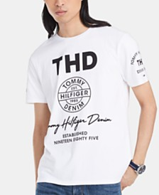 Tommy Hilfiger Men's Inline Graphic T-Shirt