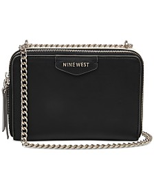 Nine West Shutterbug Camera Crossbody